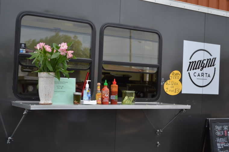 Where When To Find Rva Food Trucks Food Drink Richmond