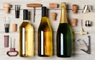 Bottles and corks