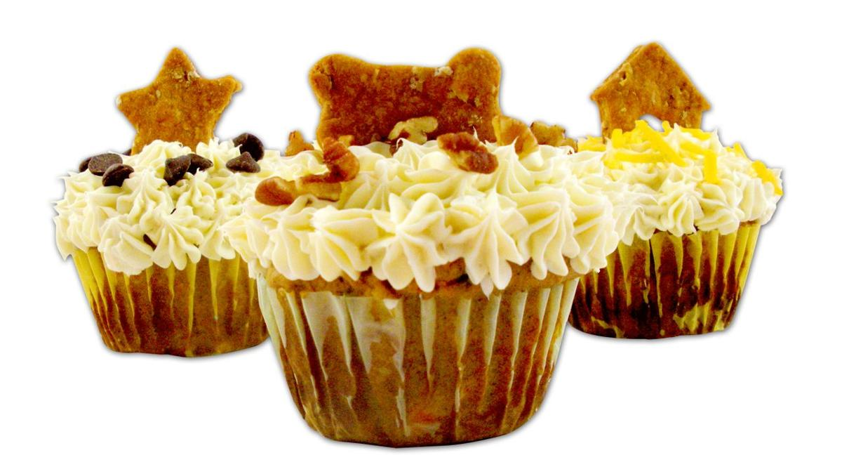 Cupcakes for your pup