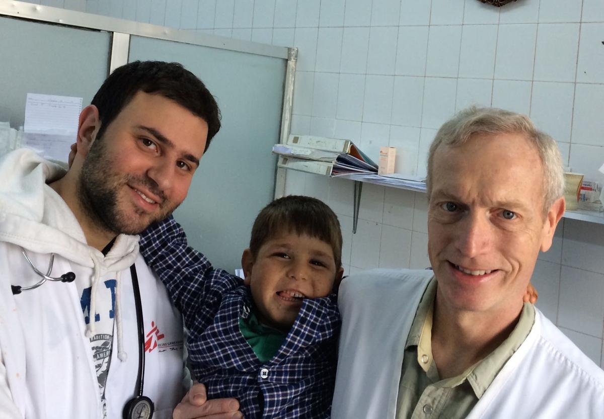 Dr david elliott column how the syrian civil war turned a richmond surgeon into a thief