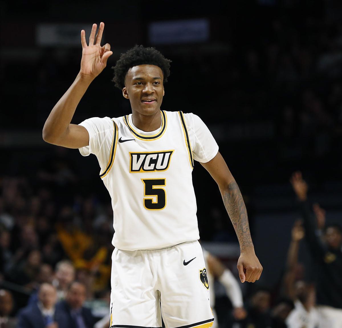 Bones Hyland breaks VCU freshman 3-point record | Plus | richmond.com