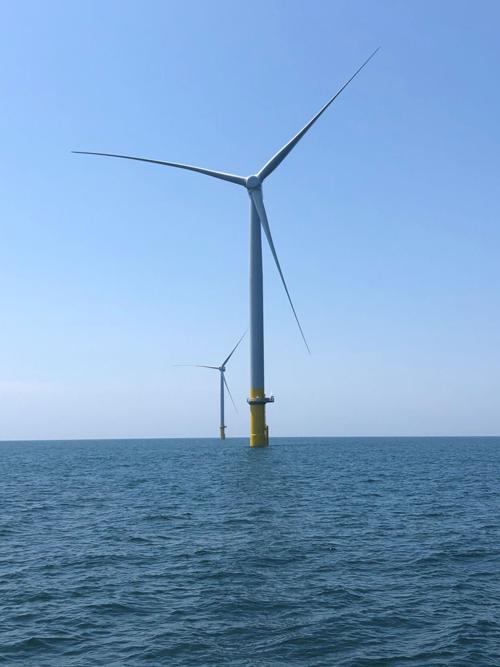 CVOW Turbines