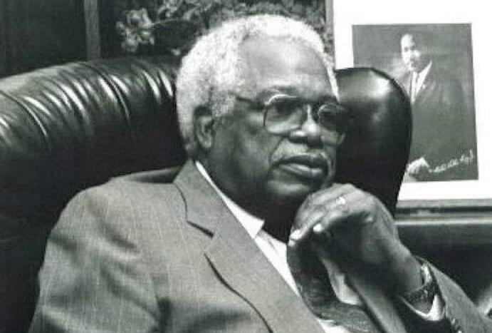 Former Hopewell Mayor Curtis Harris — a civil rights leader who marched hand-in-hand with Martin Luther King — dies at 93