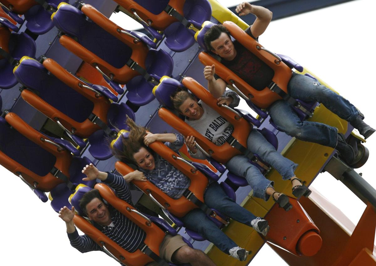 Kings Dominion opening part of park with free admission for one day ...