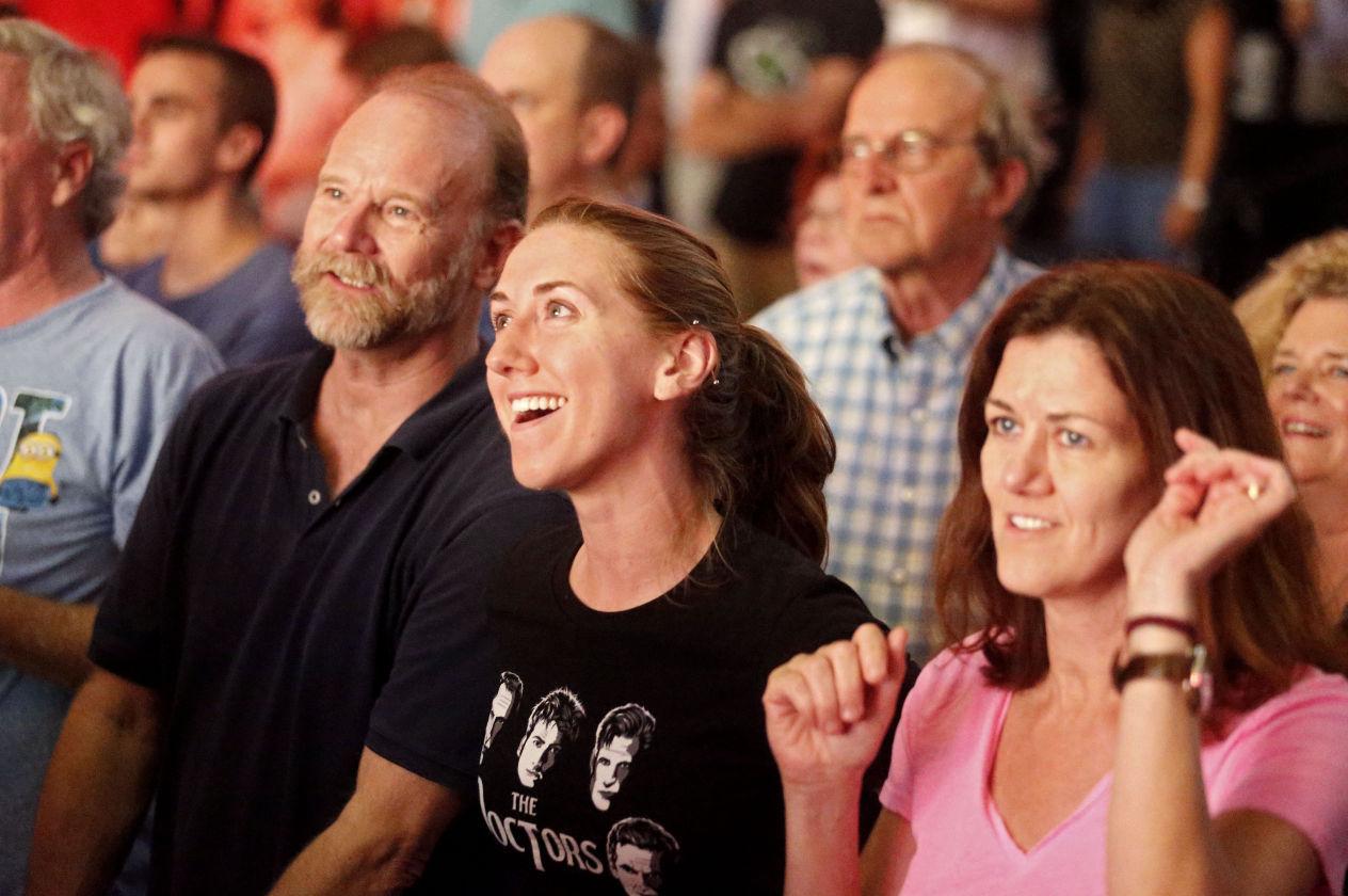 Paul McCartney Charlottesville 2015 Event Navy Blue T Shirt New Official