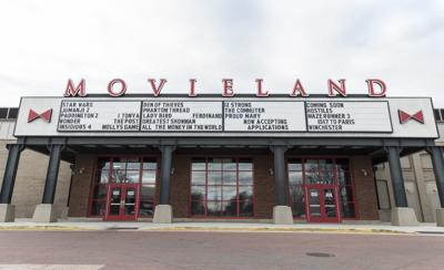 Bowtie Richmond Va >> Movieland Celebrates 10 Years 5 Admission On Feb 27