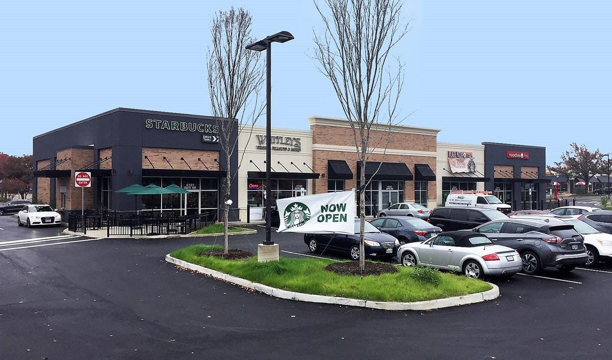 The Dominion Shoppes