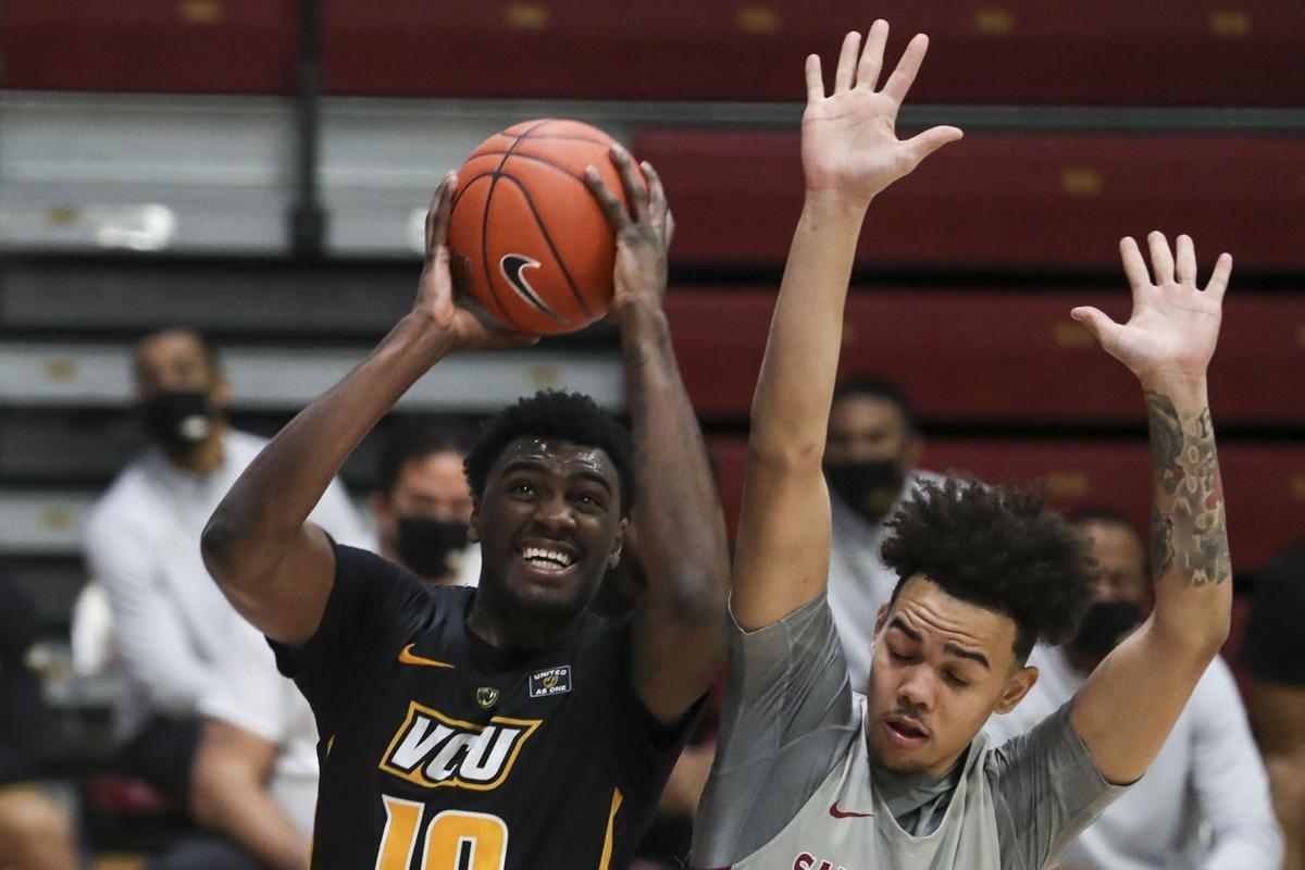 VCU Saint Josephs Basketball