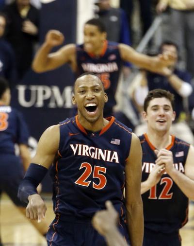 Virginia Pittsburgh Basketball