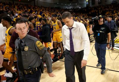 Will Wade leaves the court(copy)