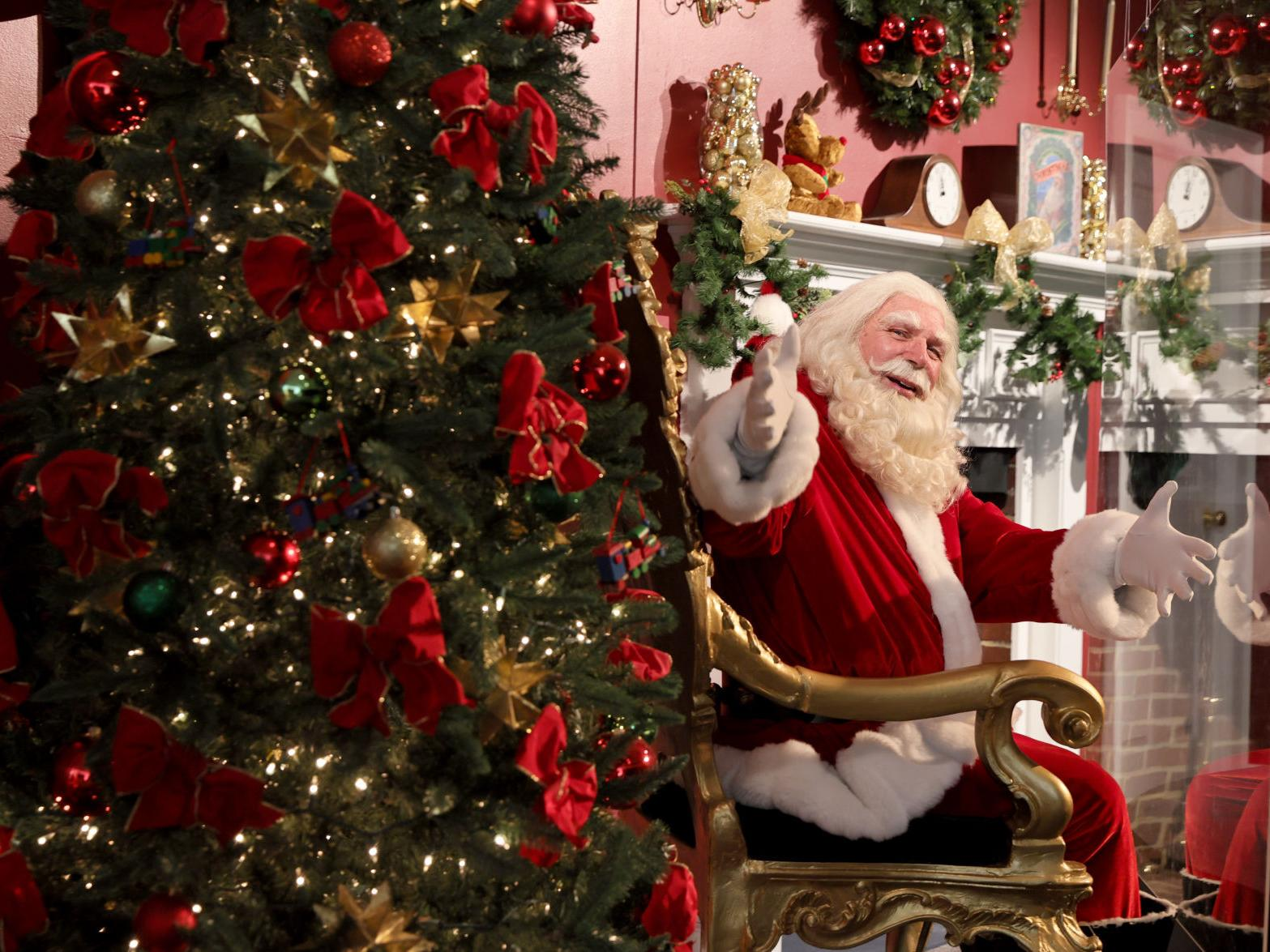 Christmas Eve 2021 Richmond Legendary Santa Tickets Sell Out In 2 Hours Other Santa Options Around Richmond Include Plexiglas And Zoom Entertainment Richmond Com