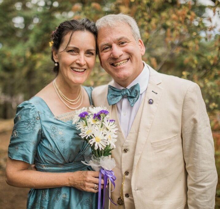 Teresa Bjornes & Drew Herman