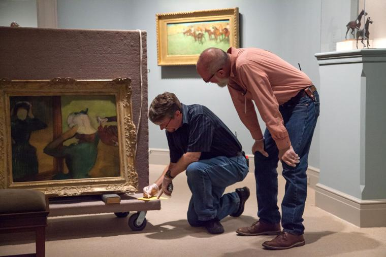 Mellon Galleries reopen and display new works at VMFA - Richmond.com