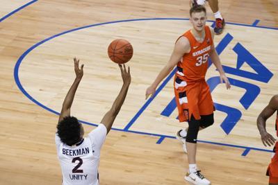 ACC Syracuse Virginia Basketball