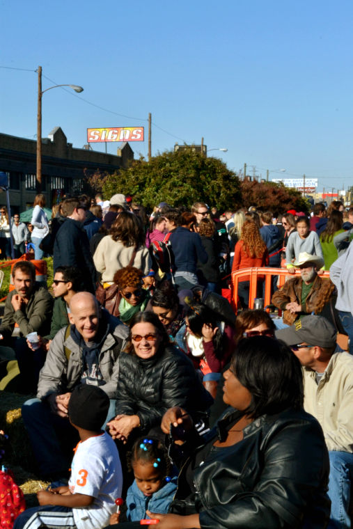 Boulevard Pumpkin Festival