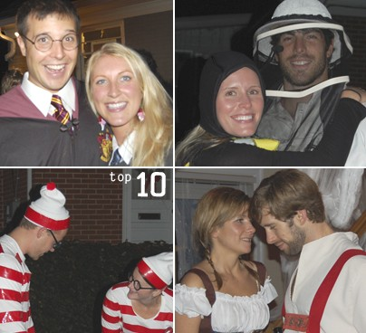Top 10 Couples Costumes  sc 1 st  Richmond Times-Dispatch & Top 10 Couples Costumes | Arts-entertainment | richmond.com