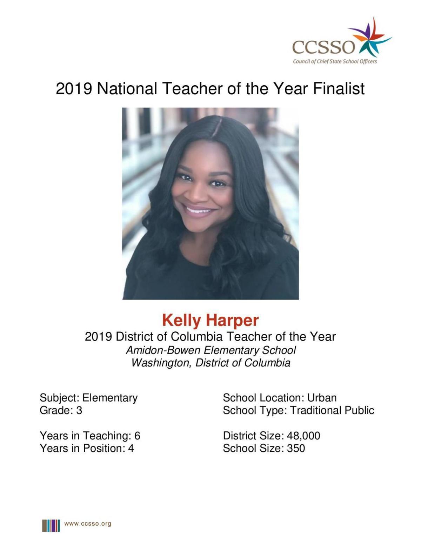 Kelly Harper Application