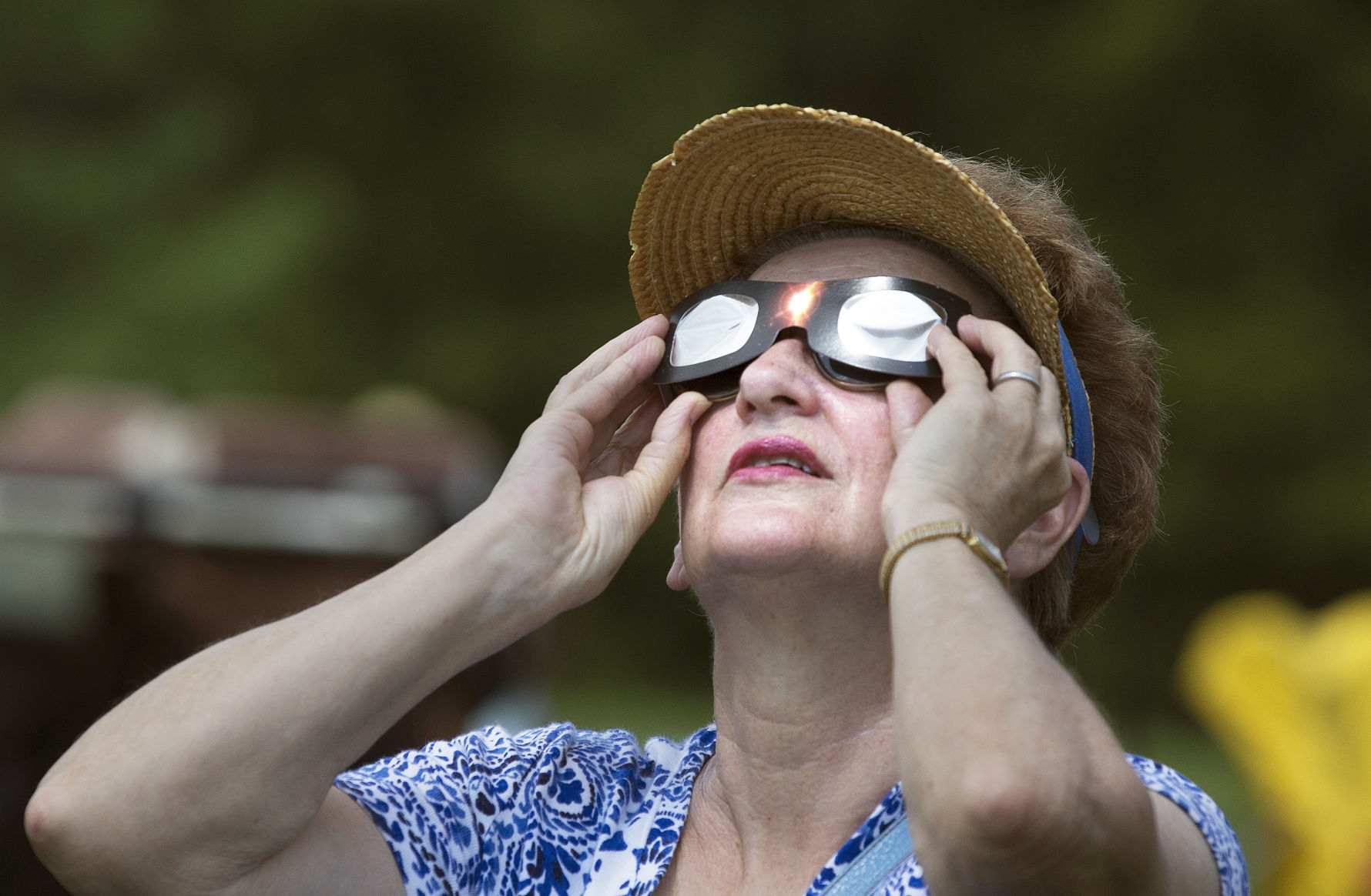 What to Do with Your Eclipse Glasses