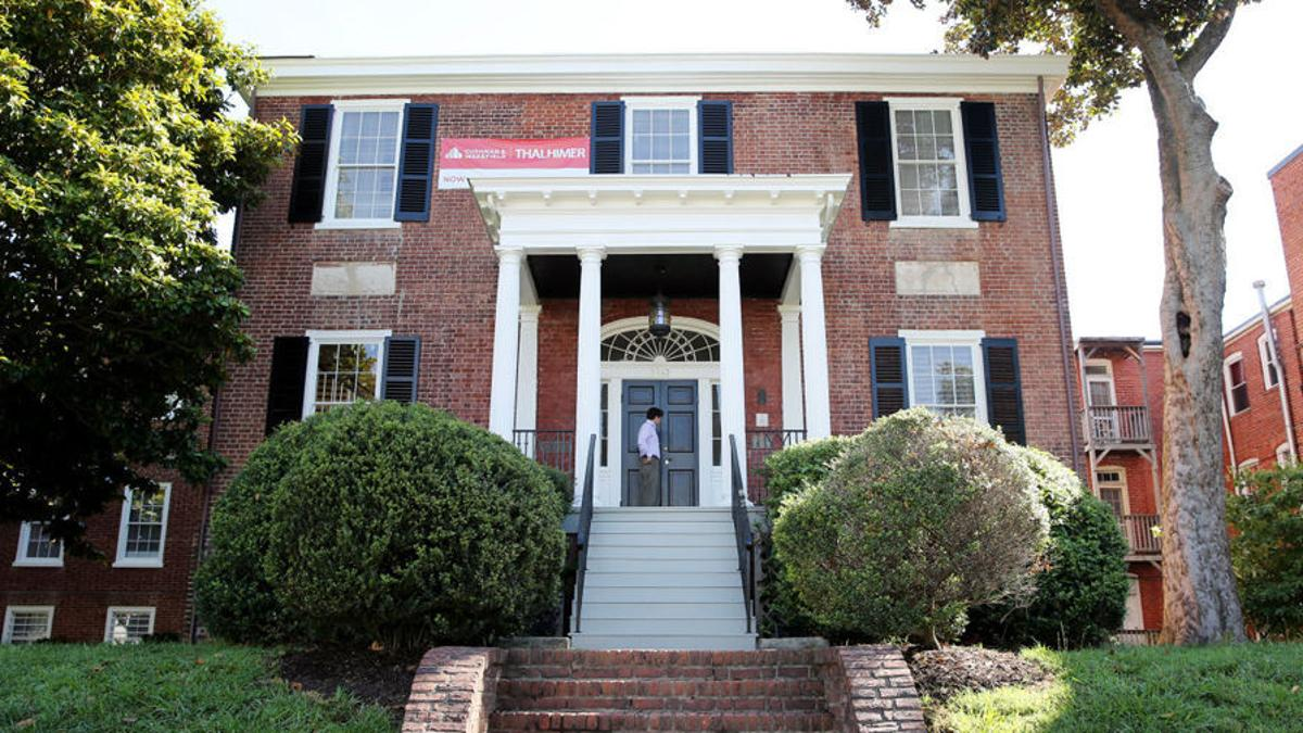 Historic Building In Fan District Converted Into Apartments Business News Richmond Com