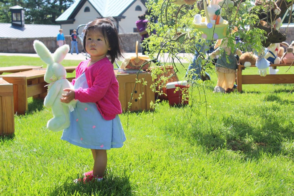 Family Easter at Maymont