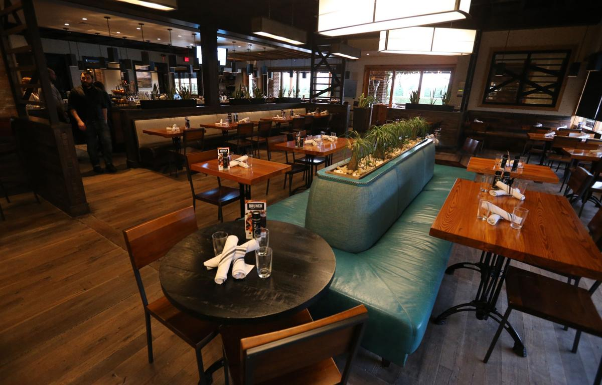 Restaurant review internationally inspired locally for Tazza kitchen