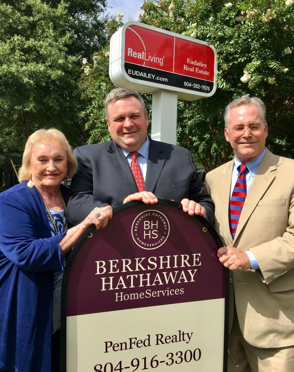 Berkshire Hathaway Homeservices Penfed Realty Buys Henrico Brokerage Business News Richmond Com