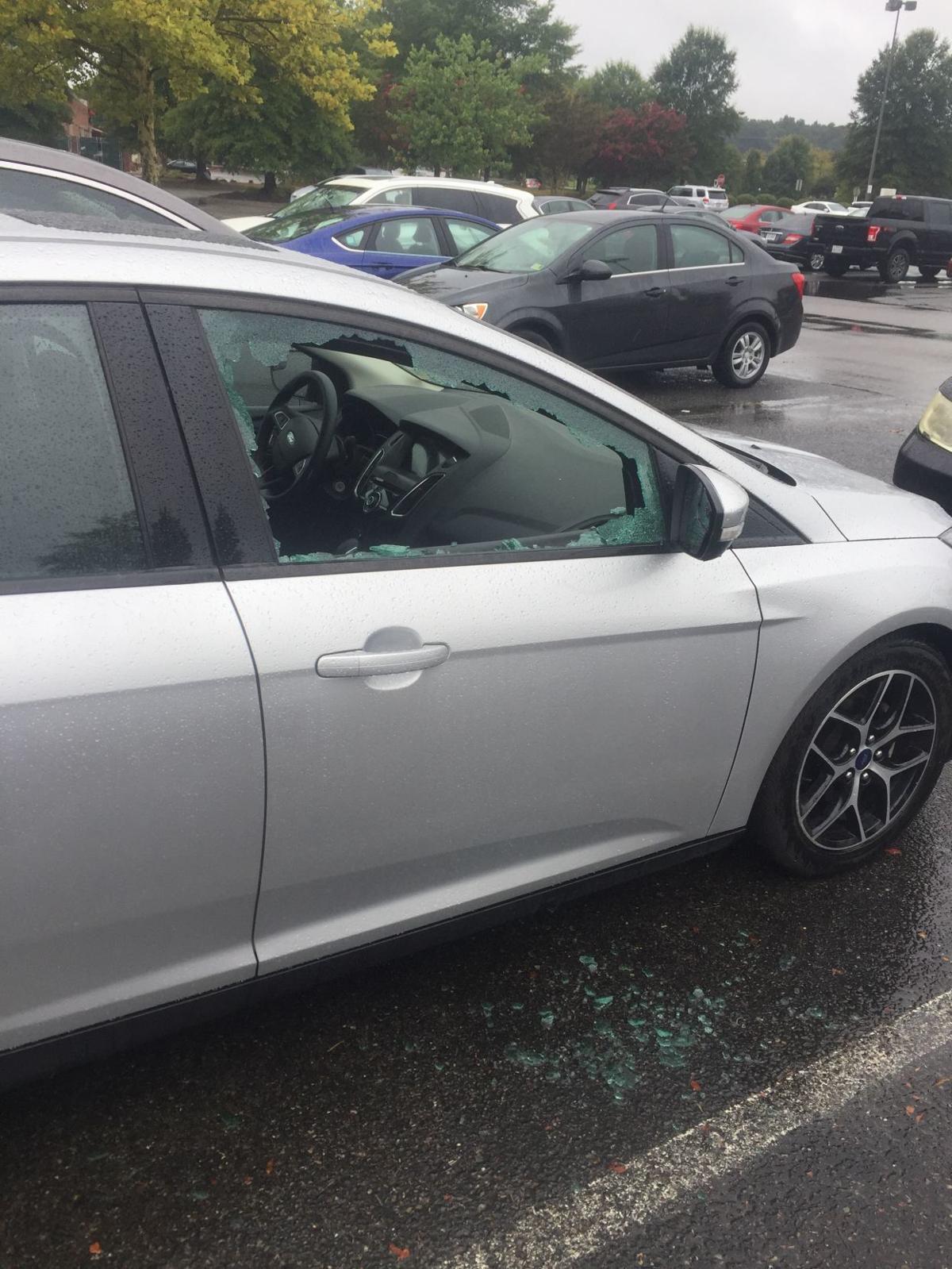 henrico police investigating car break ins at virginia center