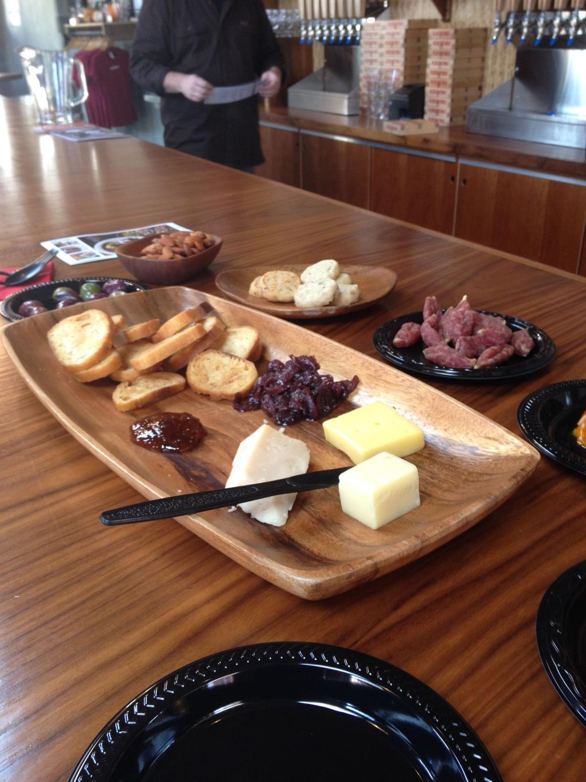 New Small Plates Menu at Ardent Craft Ales | Restaurant News ...