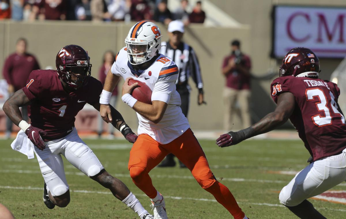 ORANGE GAME DAY: Syracuse squares off with Virginia Tech, looking to snap three-game skid (preview, media & info)