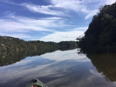 RW - Kayaking the James - Miller
