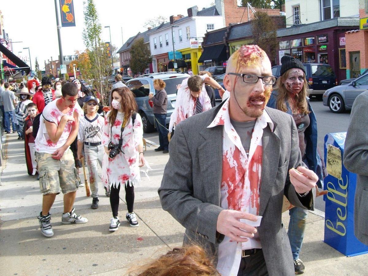 Richmond Zombie Walk