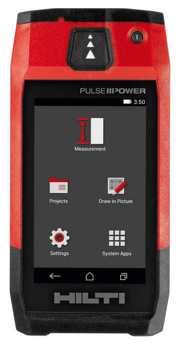 Tools of the Trade: Hilti Laser Range Meter PD-CS