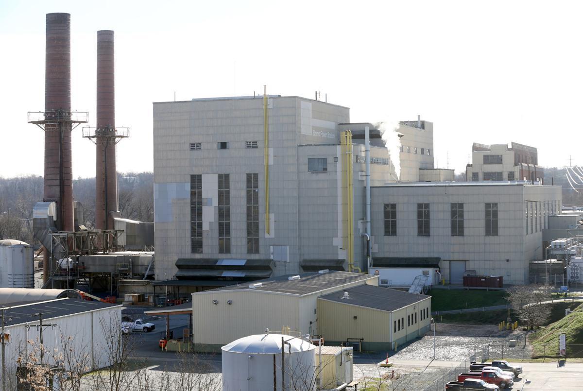 Bremo power station