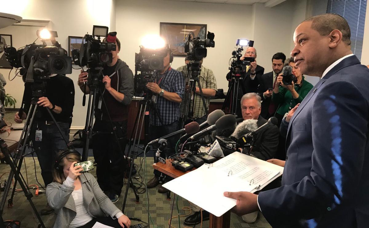 Fairfax on accusers' interviews: 'Sensationalizing
