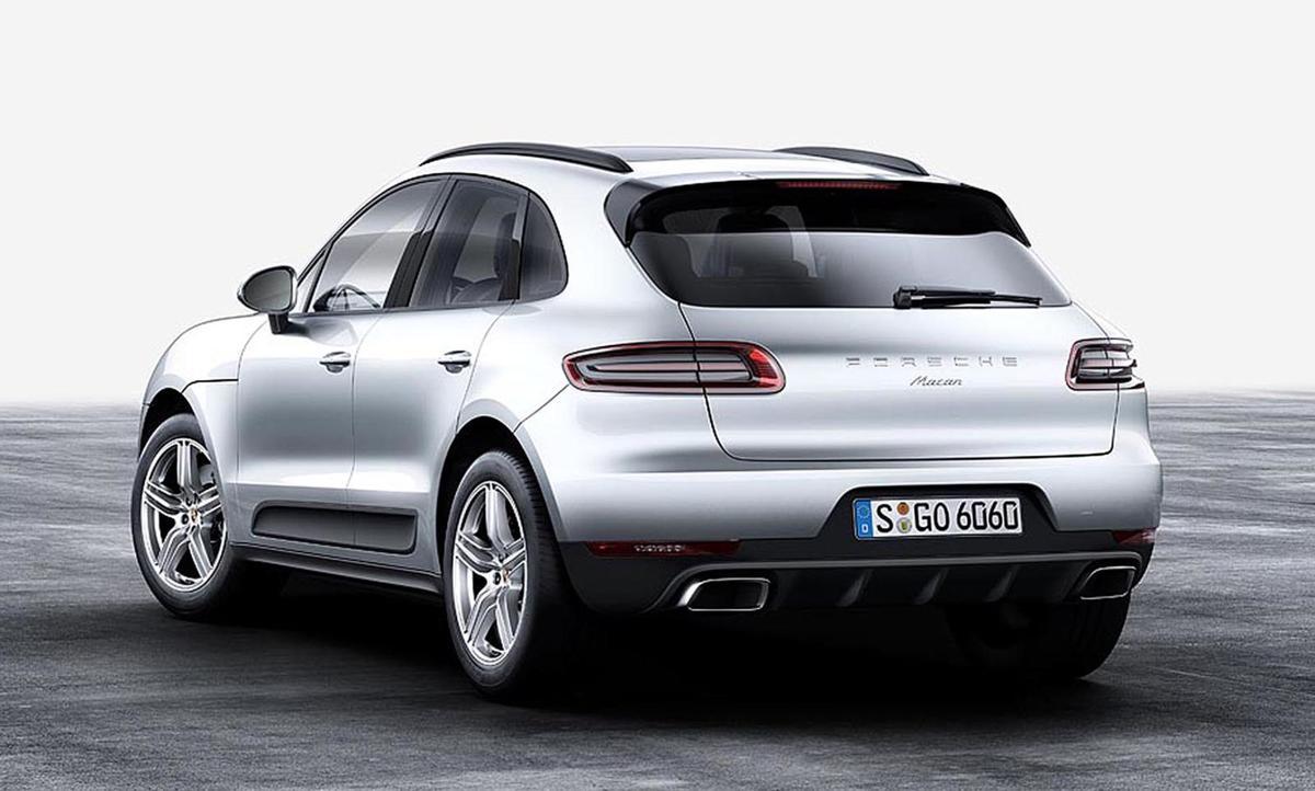 2018 Porsche Macan Small Size Porsche Power Richmond Drives Vehicle Features Richmond Com