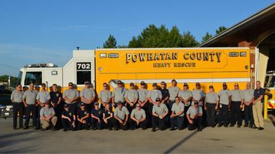 Company 2 puts new heavy rescue vehicle into service