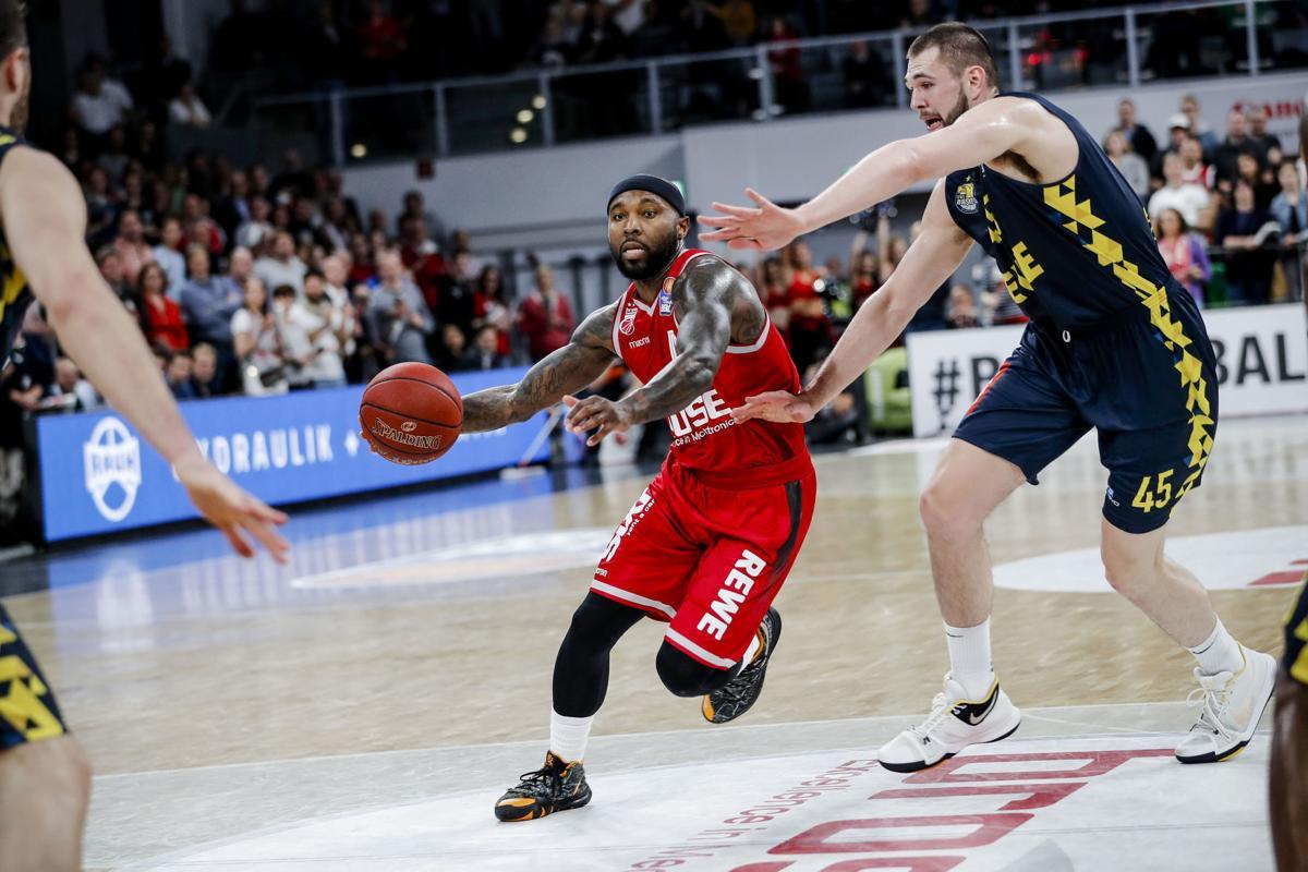 32. Spieltag Brose Bamberg - EWE Baskets Oldenburg