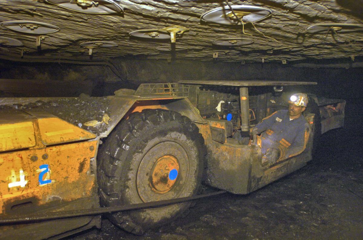 Va. coal firm to buy rival for $1.4 billion