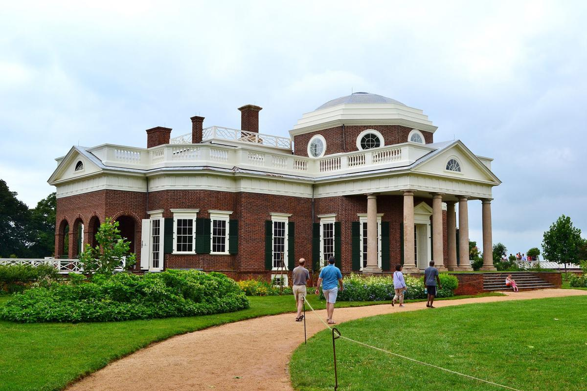 Phenomenal Discover Richmond Day Trip To Thomas Jeffersons Monticello Home Interior And Landscaping Synyenasavecom