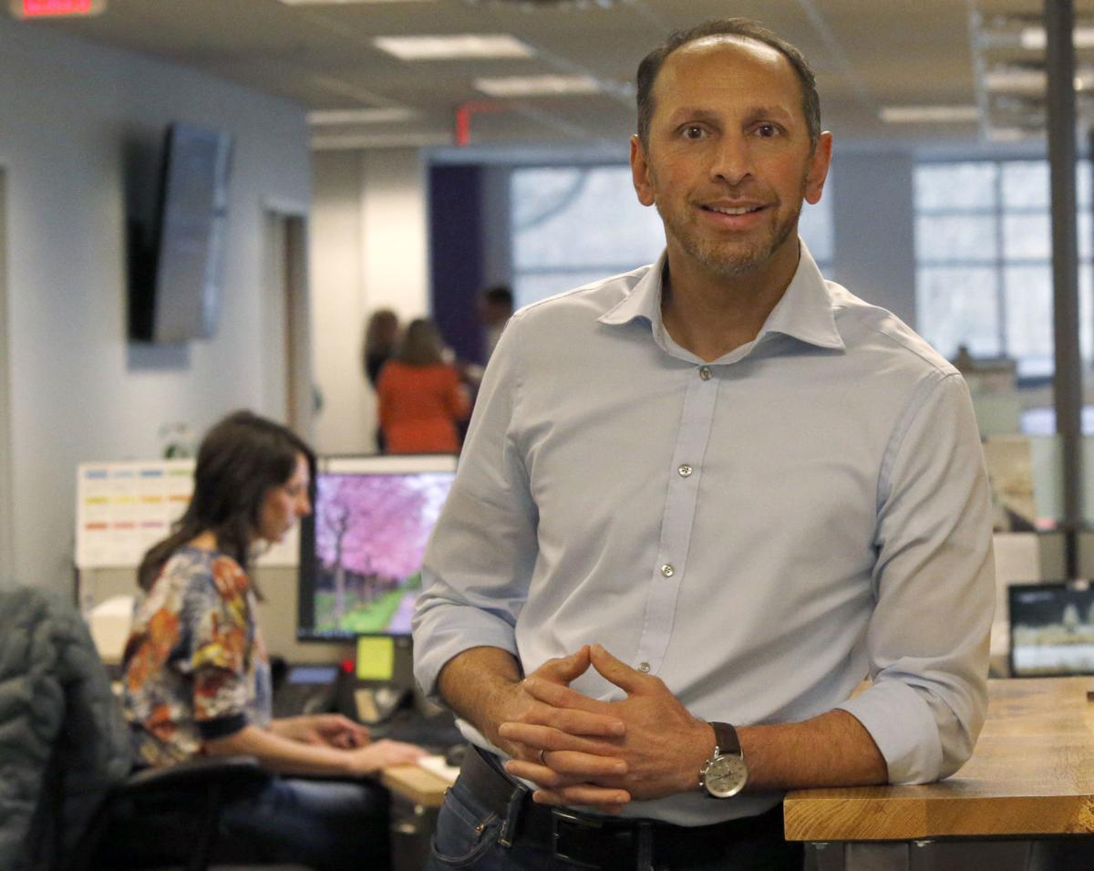 For Top Workplaces: Nasser Chanda, CEO of Paymerang,