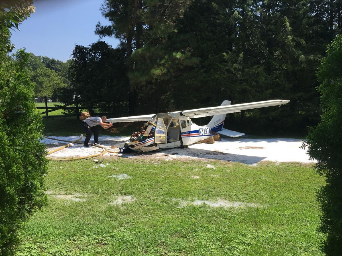 New Kent plane crash 1.JPG