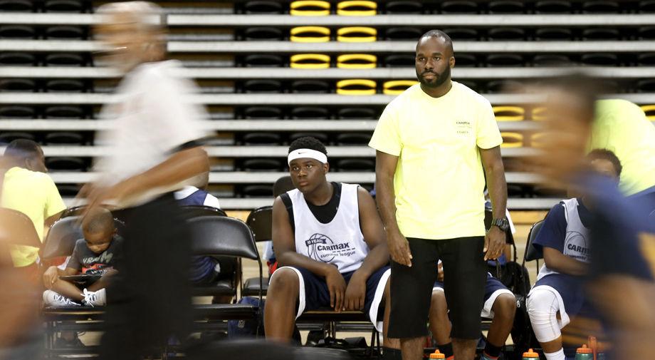 carmax summer basketball league helps youth build futures local richmondcom