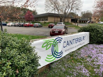 canterbury rehab in Henrico