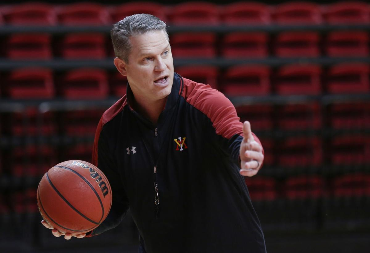 3 Pointers Should Fly In Vmi Virginia Tech Matchup College Sports Richmond Com