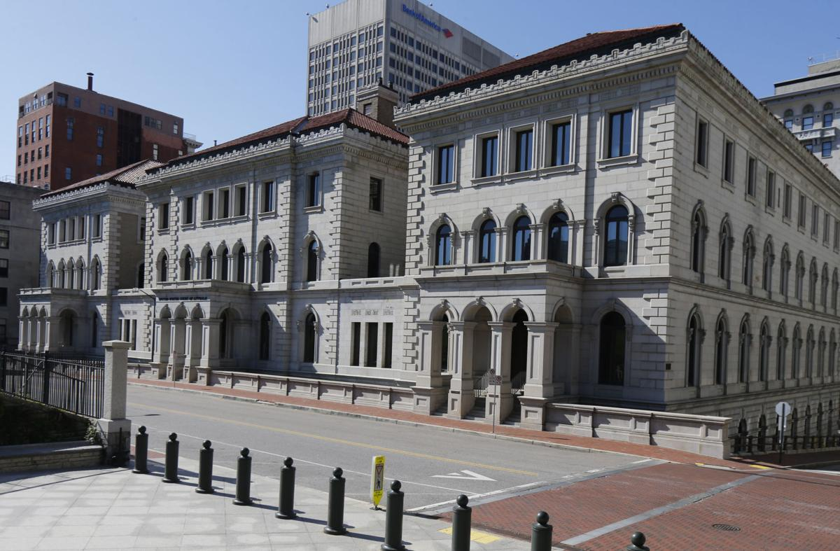 APPEALS COURTHOUSE