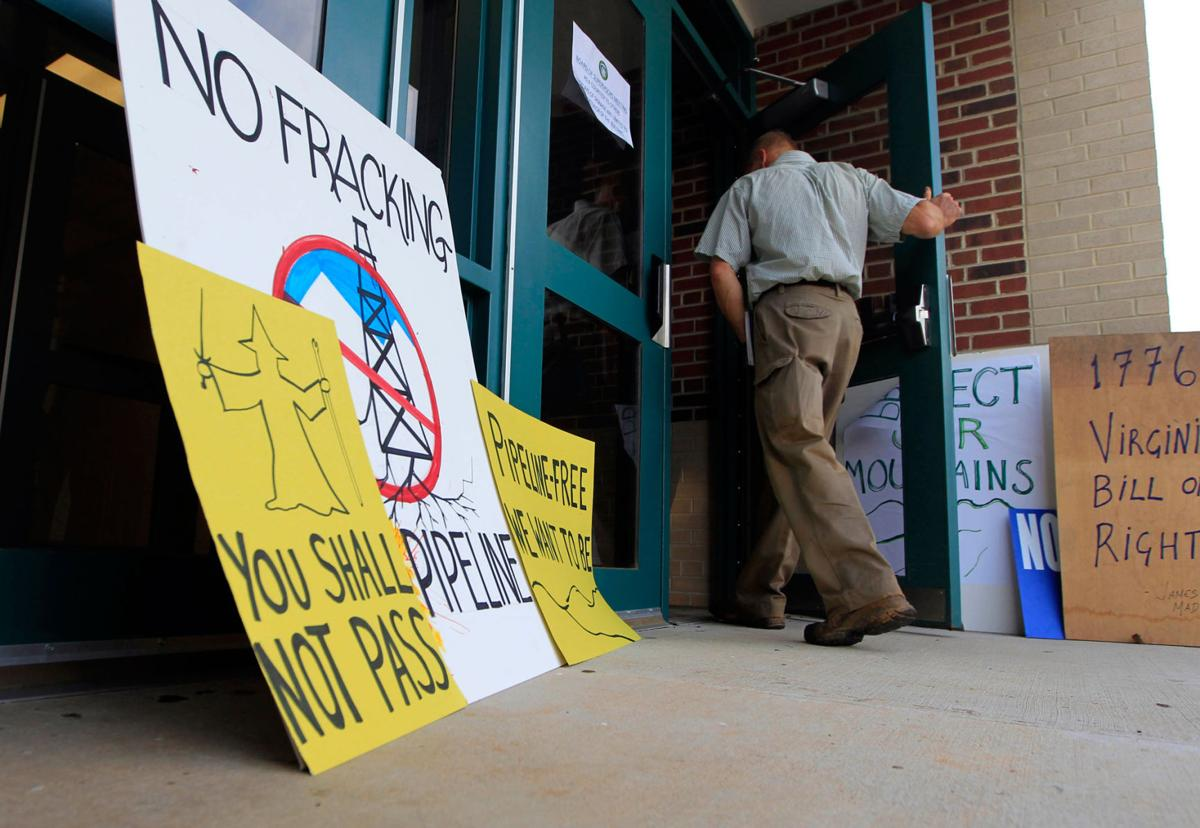 Nelson County pipeline hearing