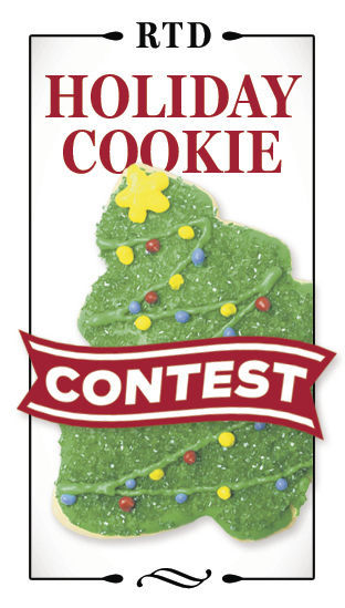 Holiday Cookie Contest logo 2018