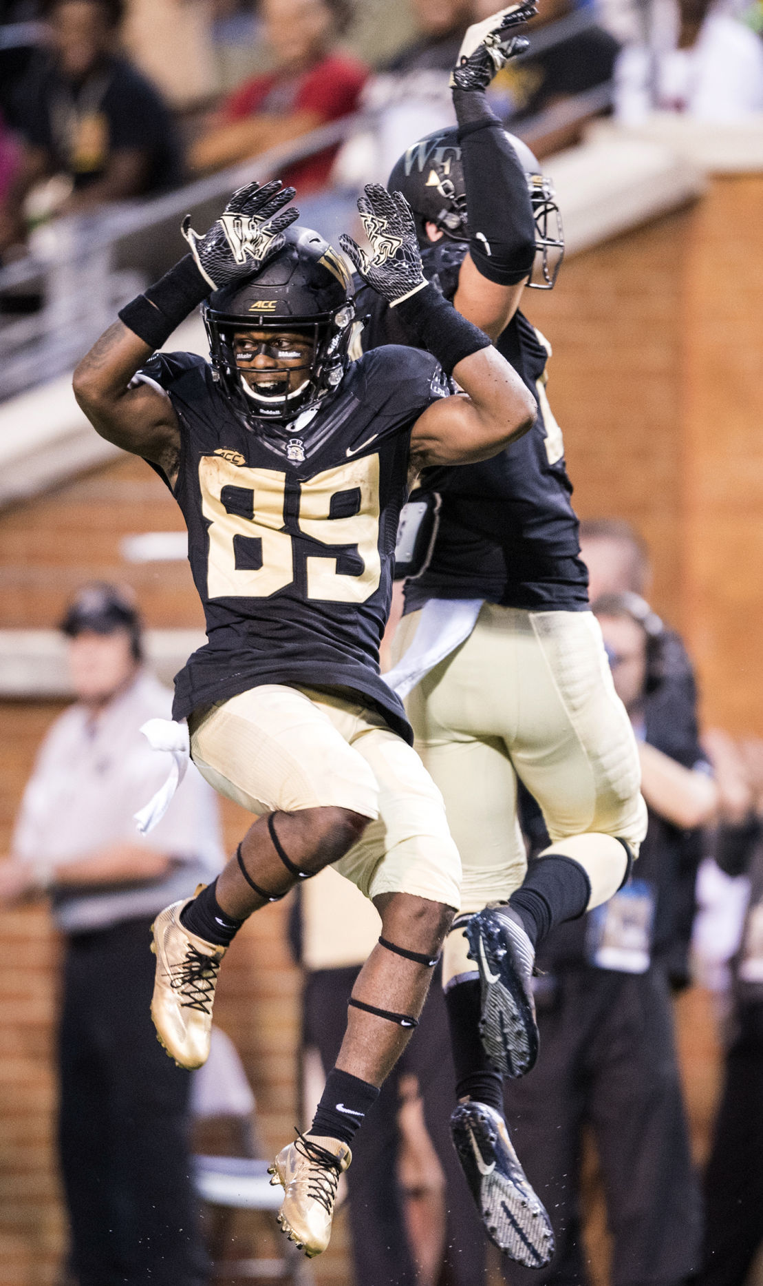 College football roundup: Wake Forest pounds Presbyterian ...