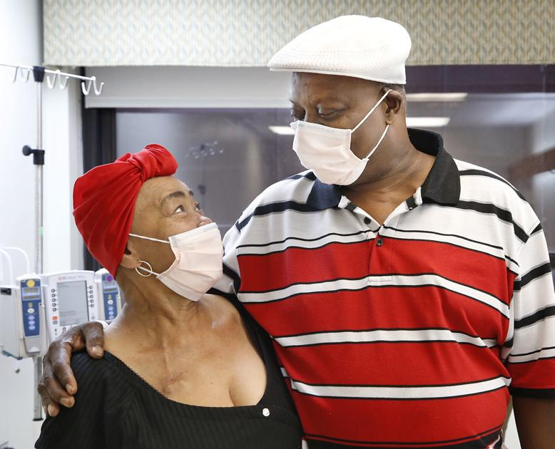 After meeting as teens, couple reunites decades later in Richmond before battling cancer together