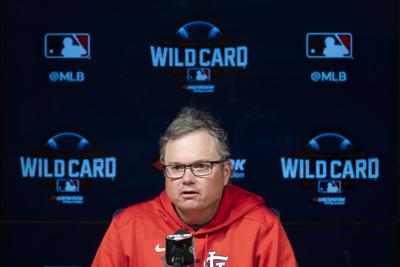 Cardinals Dodgers Baseball